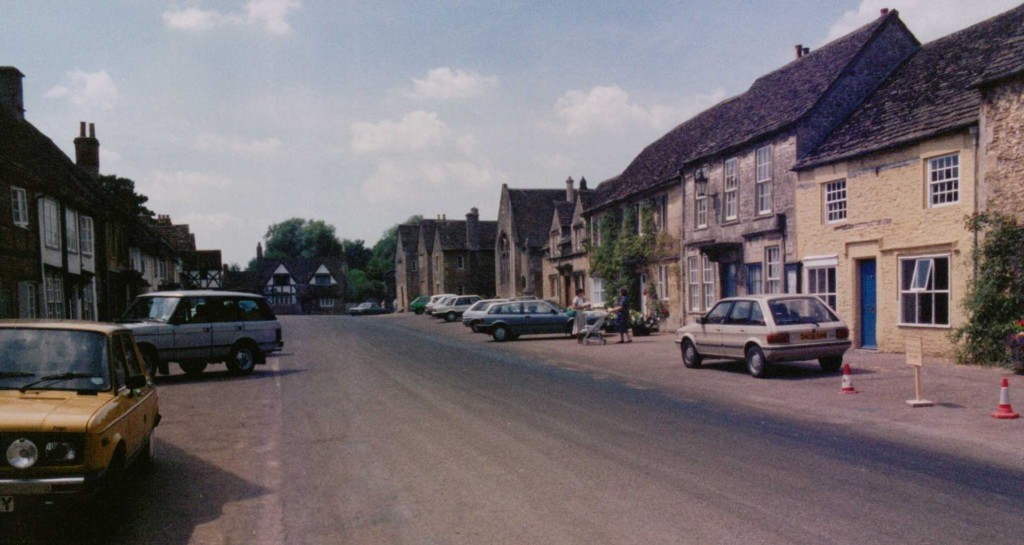 High St in 1989