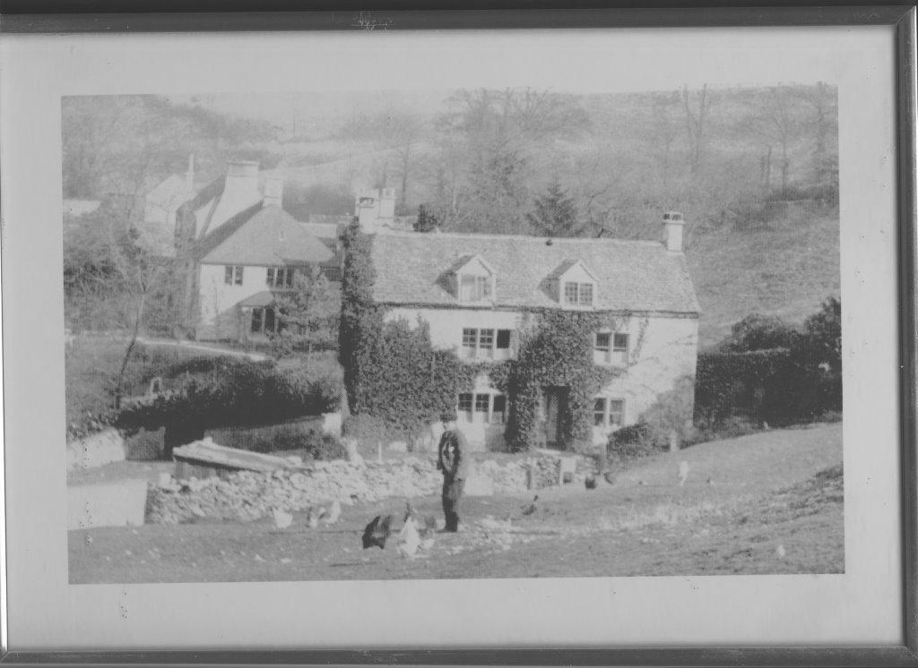Ivy cottage Hyde Les' mums