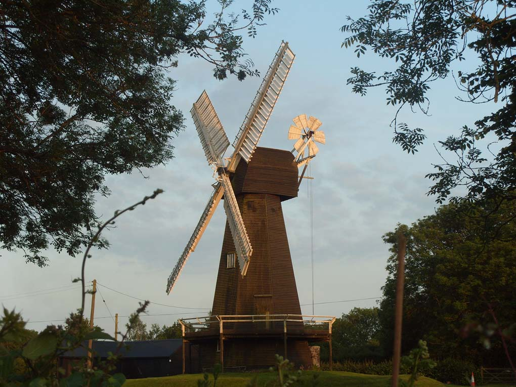 Stelling Minnis windmill sm wm