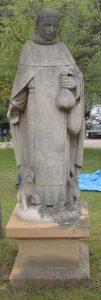 233 St Martin's statue
